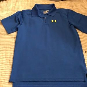 Under Armour collared short sleeve